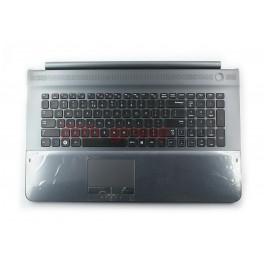 Klávesnice a palmrest Samsung RC710 RC711 RC720