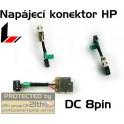 Napájecí konektor DC Pavilion 15-N 730932-SD1